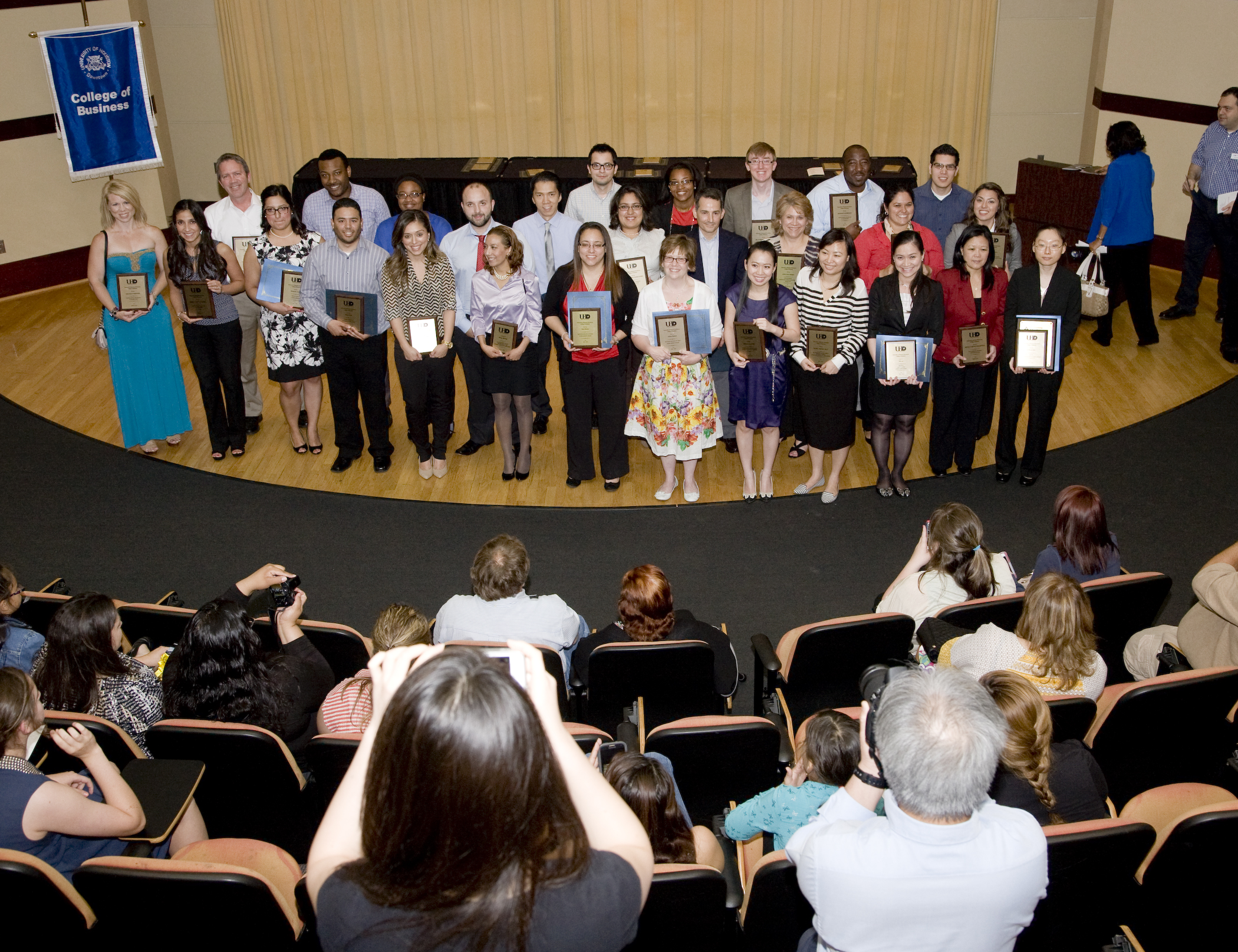 UHD-Academic Awards