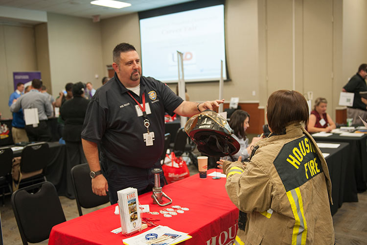 University of Houston-Downtown Career Fair