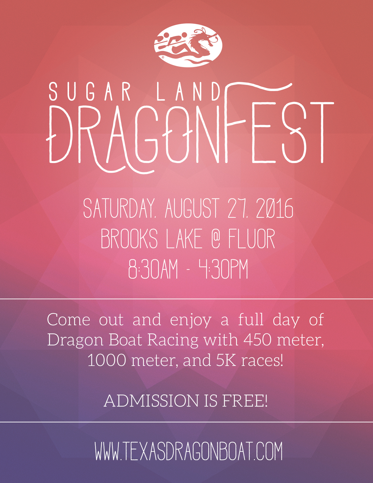 DragonFest Event Flyer