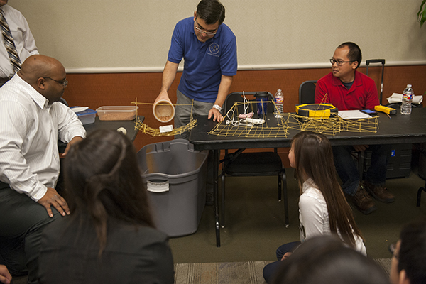 Houston PREP Engineering Day. July 9, 2014