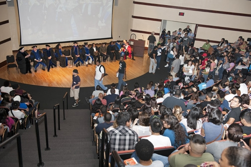 Freshman Convocation