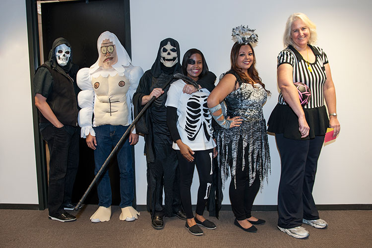 staff costumes halloween 2014