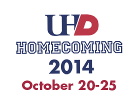 University of Houston-Downtown Homecoming 2014