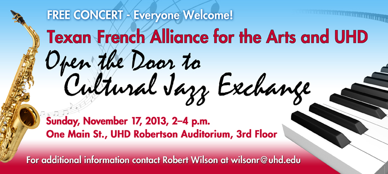 Jazz Cultural Exchange 11-2013