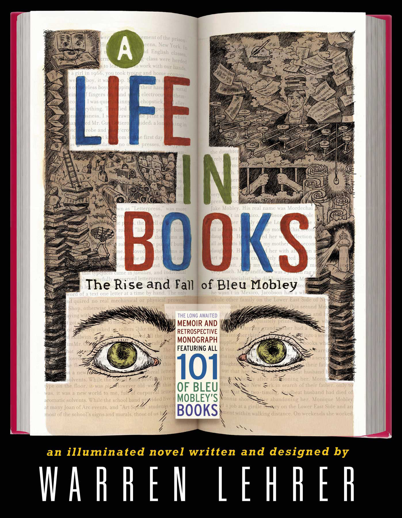 Lehrer-A Life In Books