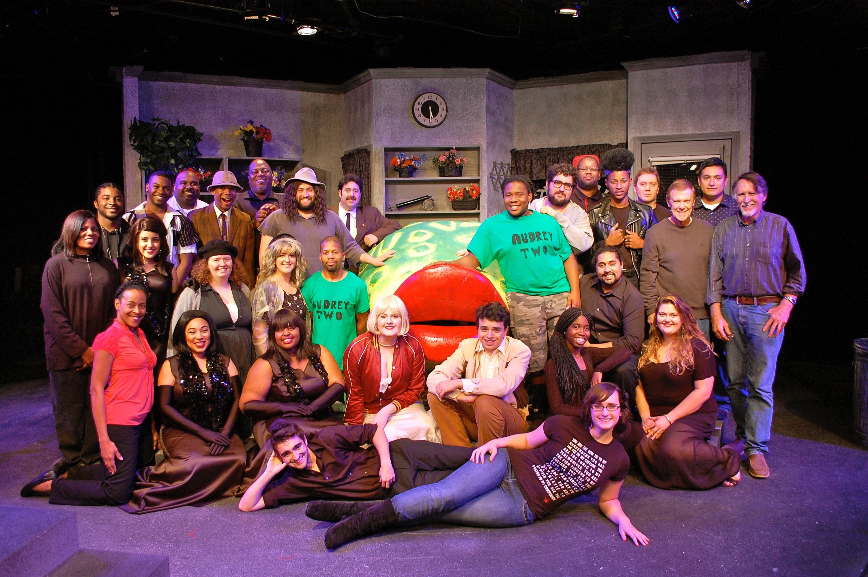 Little Shop of Horrors Cast & Crew