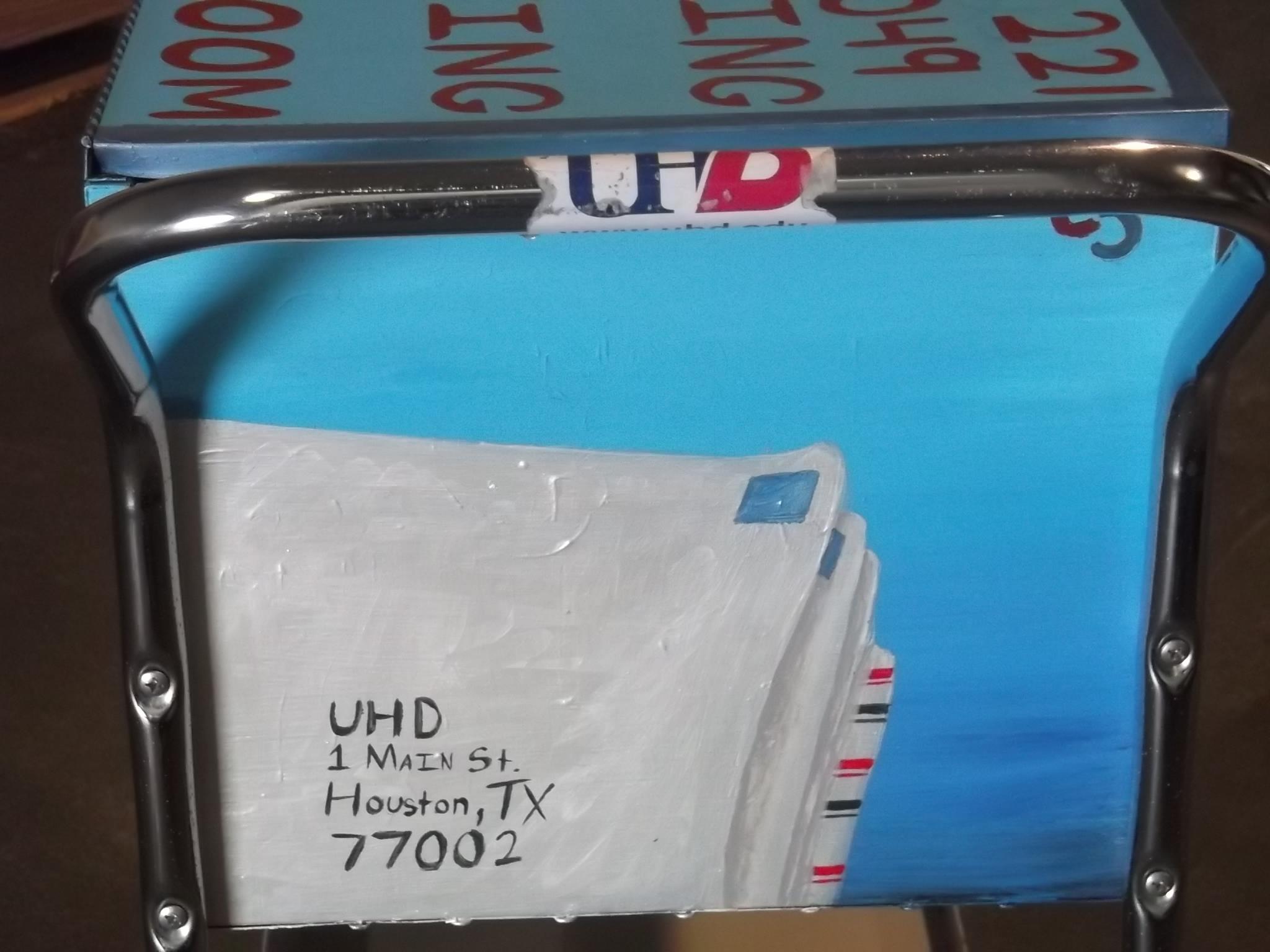 Mail cart 2