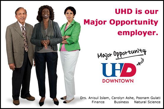 Major Opportunity Employer