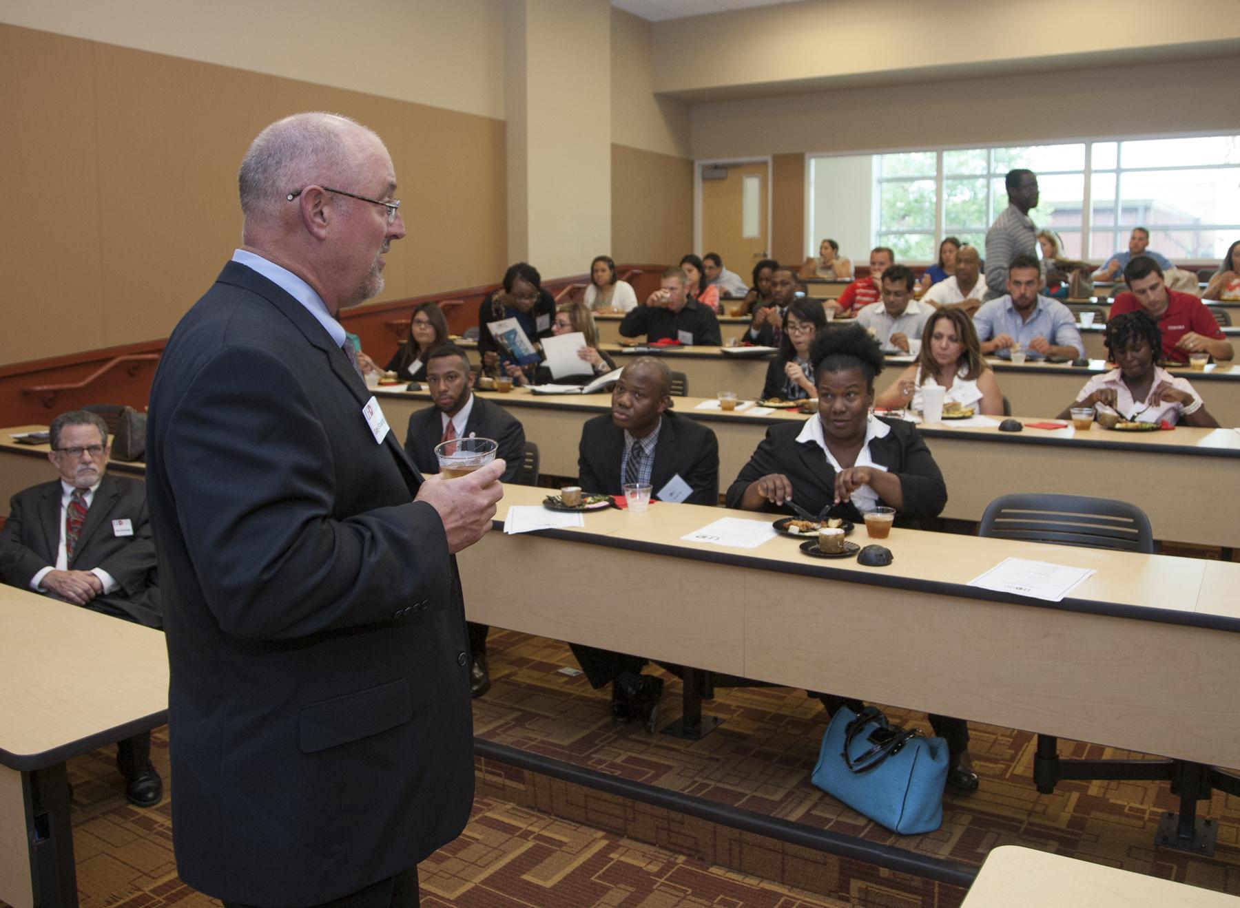 UHD-MBA orientation