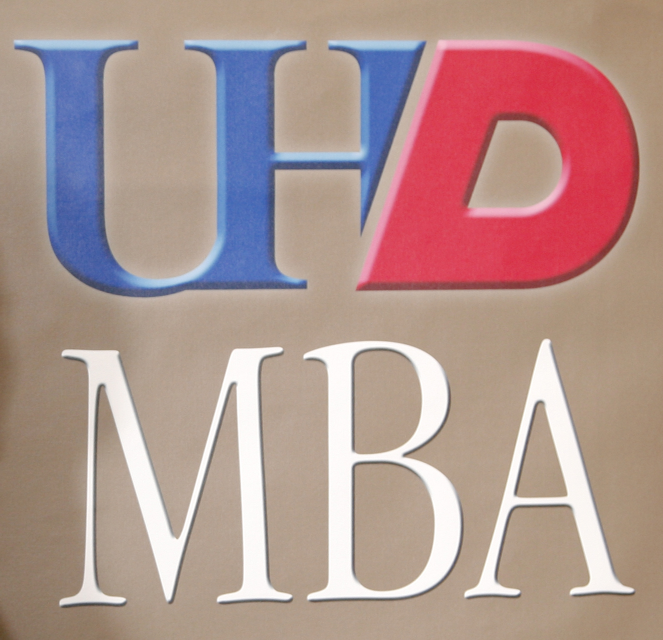 UH-Downtown MBA students