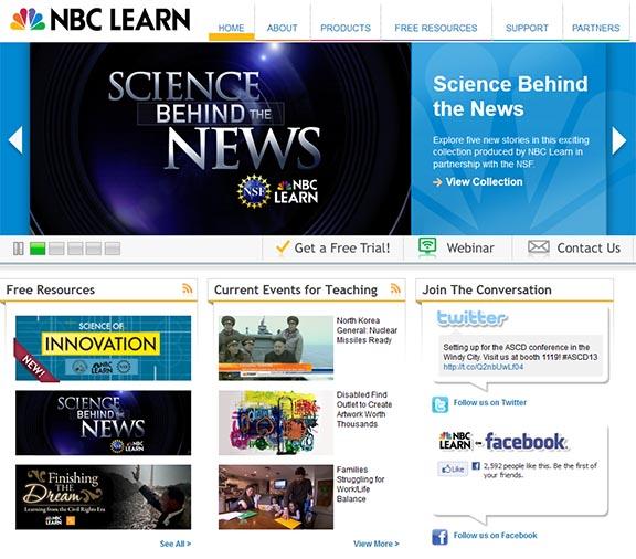 NBCLearn