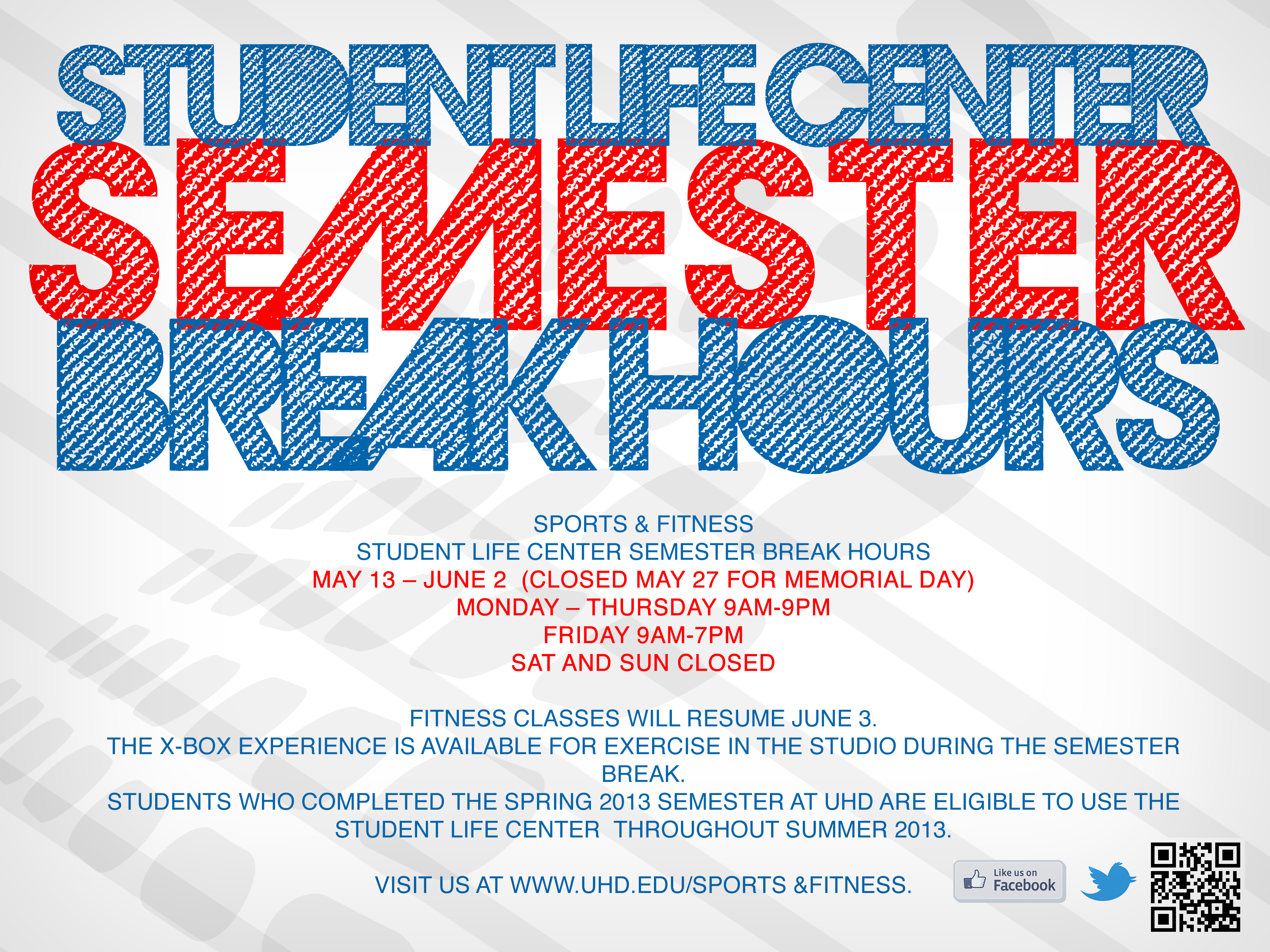 StudentLifeCenter-Semester-break-hours-2013