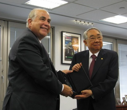 UHD Receives $2 Million from Taiwanese Entrepreneur - 7-9-12