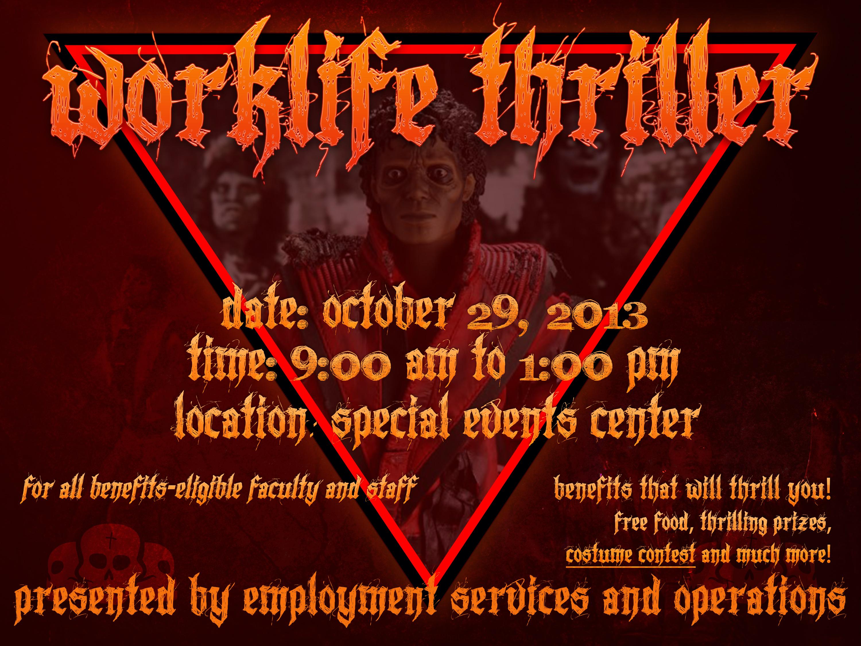 worklife thriller