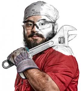 Jimmy. Diesel Tech in the Making