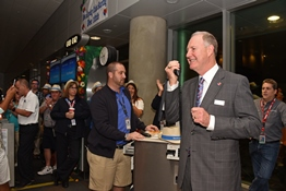 SWA CEO Gary Kelly