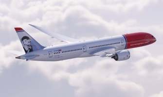 Norwegian 787-900