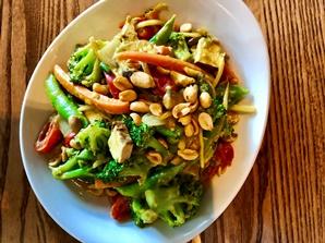 Veggie meal-