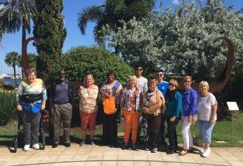 Volunteer ambassadors