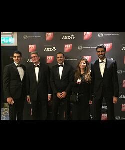 Best Solar Deal Award, Shuaa Energy, IJGlobal Awards 2015