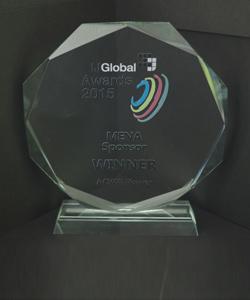 MENA SOLAR SHUAA ENERGY 1 IJ GLOBAL AWARDS 2015