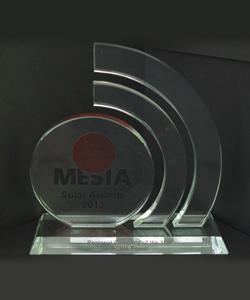 REGIONAL COMPANY OF THE YEAR MESIA SOLAR AWARDS 2013