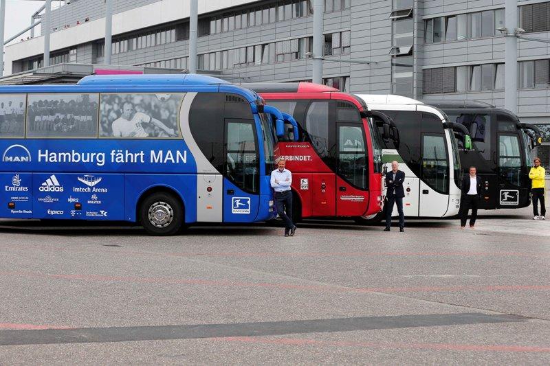 MANschaftsbus