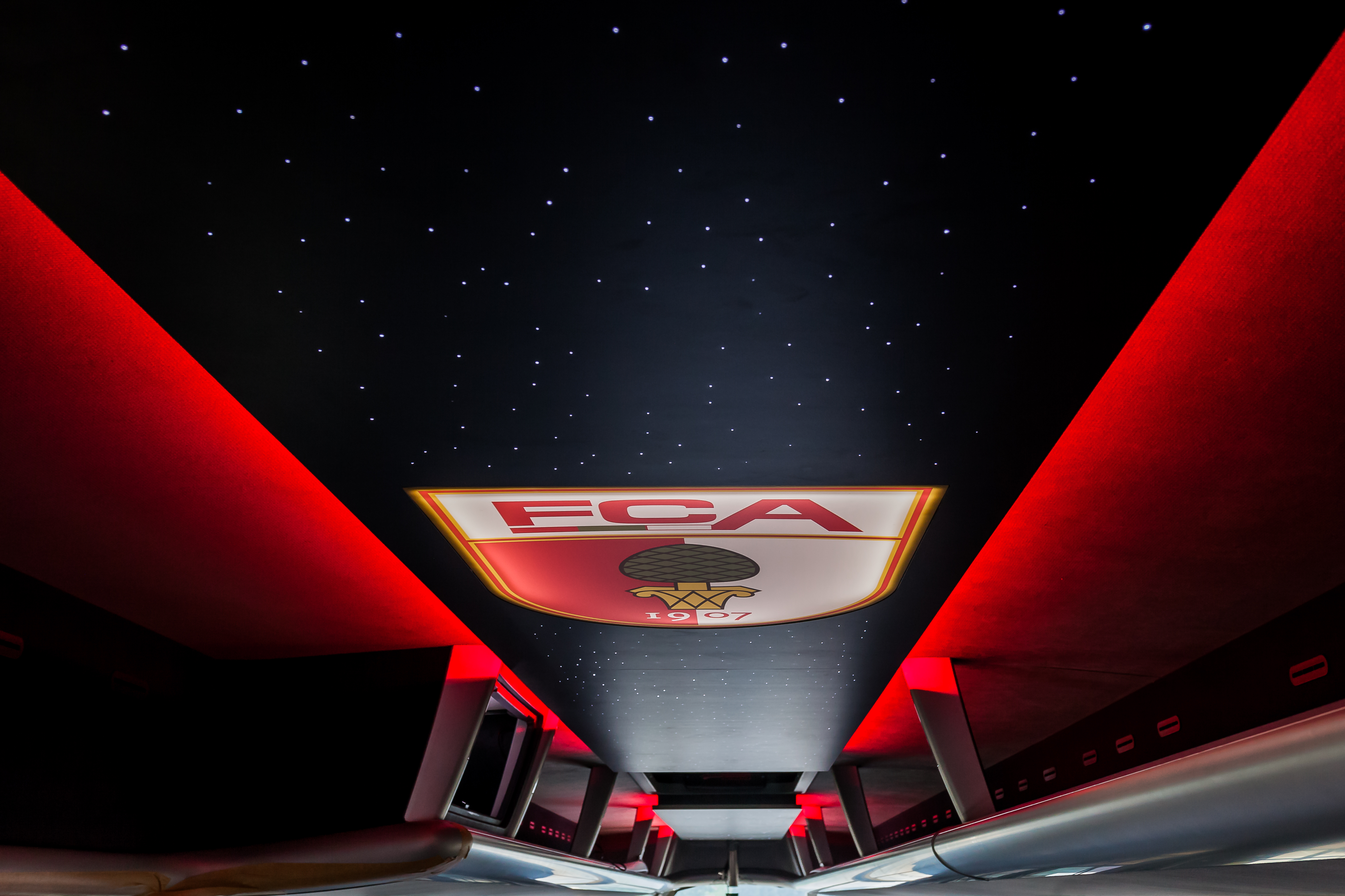 MAN wird offizieller Partner beim Europa League-Debütanten FC Augsburg