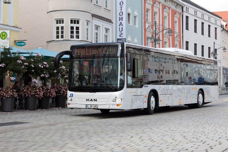 MAN Lions City Bus