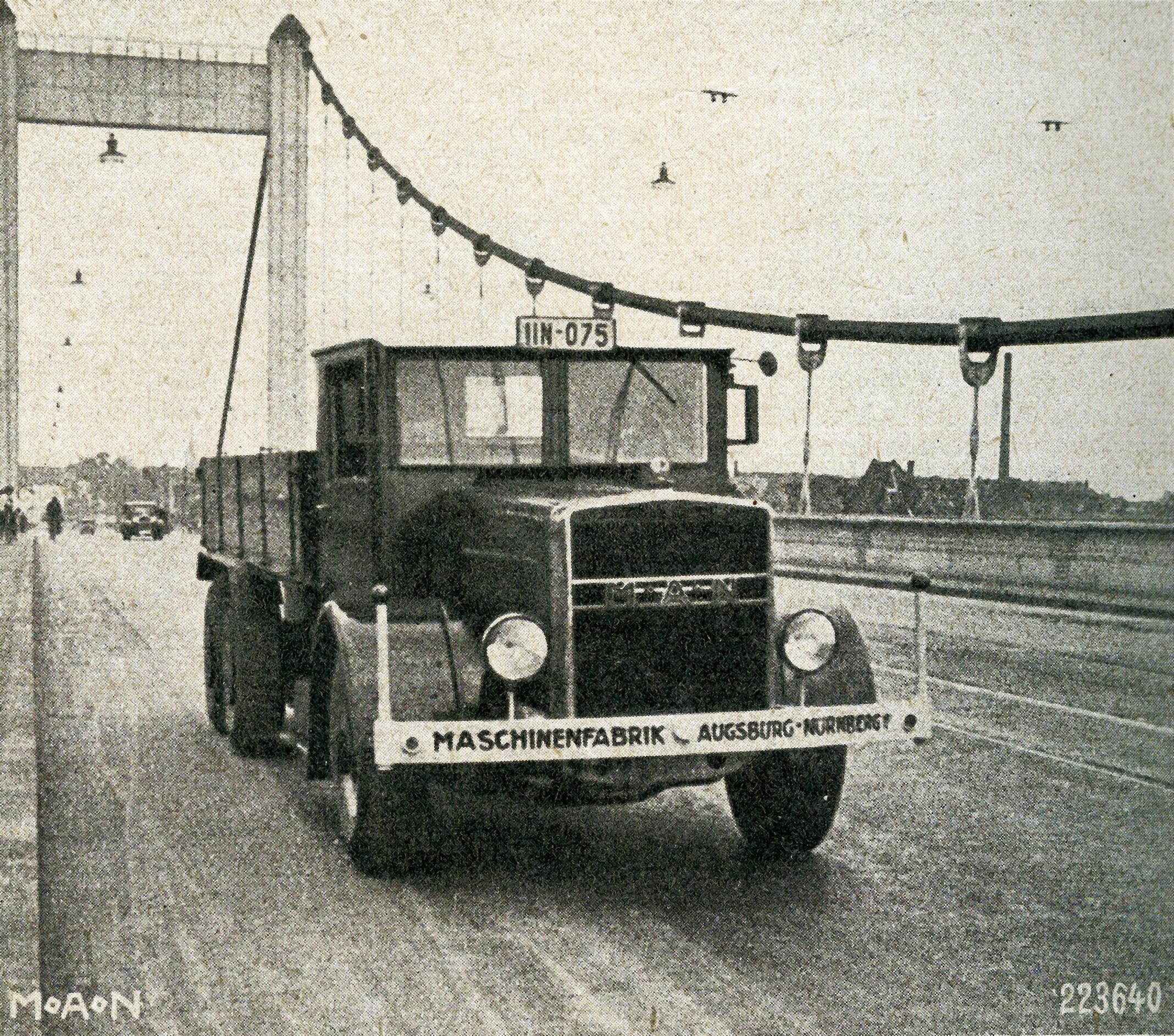 MAN Lkw 1932