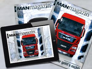 Cover MANmagazin