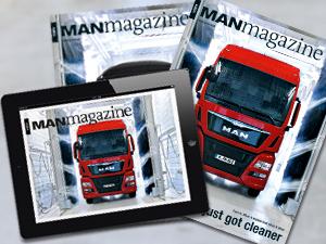 Cover MANmagazine
