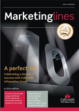Marketing lines issue