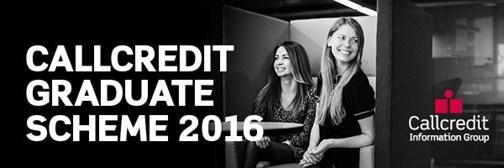Graduate Scheme 2016