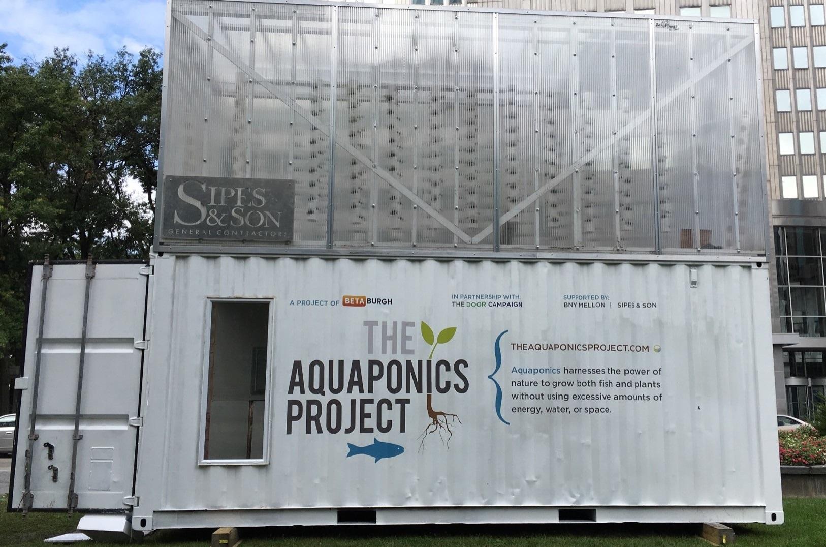 Aquaponics Facility