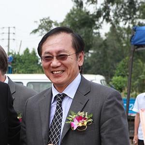 Minking Chyu at SCUPI