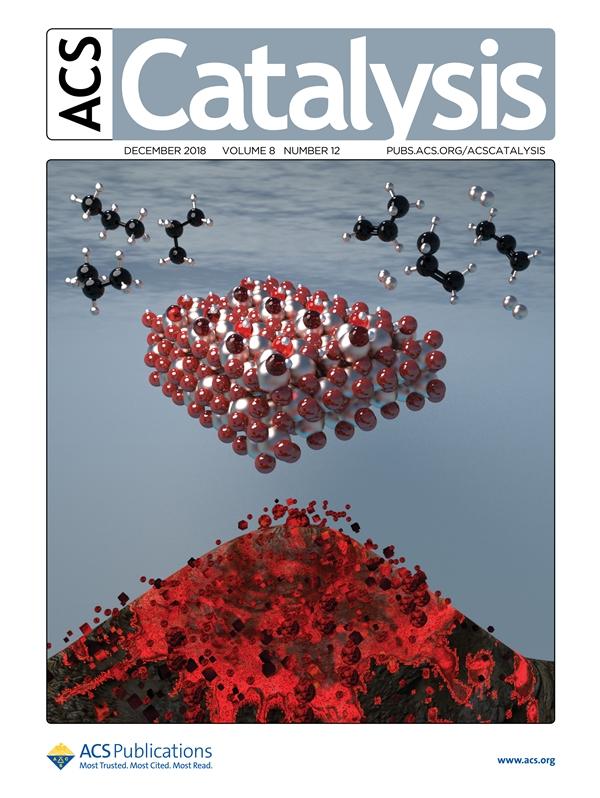 Mpourmpakis ACS Catalysis Cover