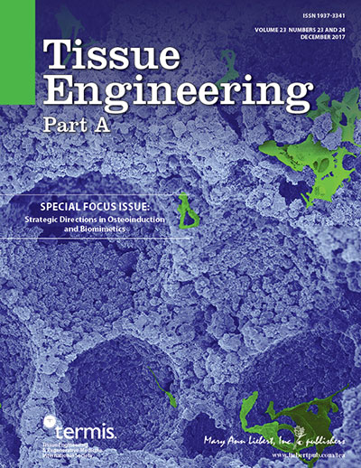 Tissue Engineering Cover