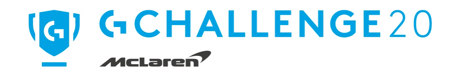 Logicool McLaren G Challenge 2020 ロゴ