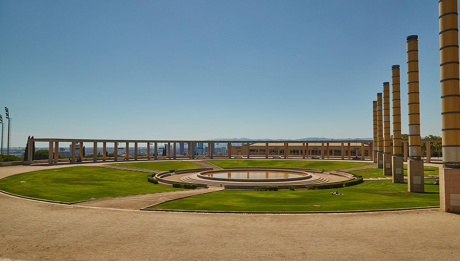 Anella Olímpica de Montjuïc