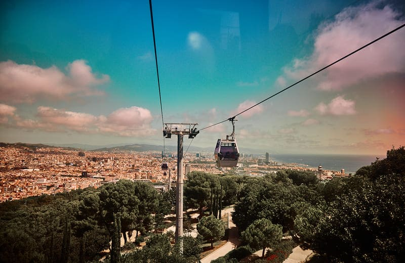 「telefèric Montjuïc」の画像検索結果