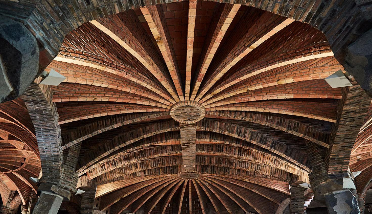 Colonia Güell I Cripta Gaudí