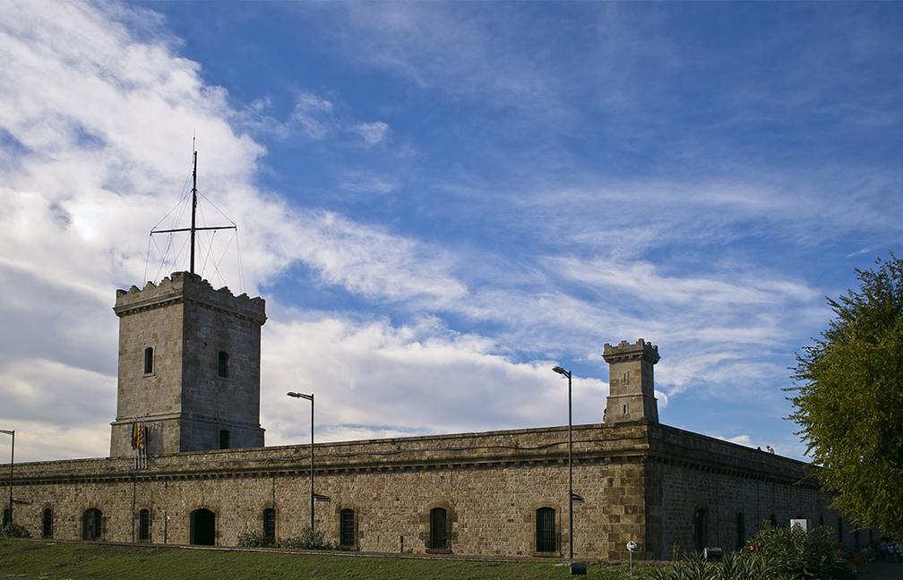 Castell de Monjuïc fotografie