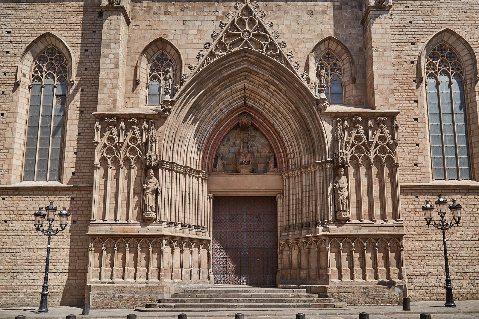Photo Basílica de Santa Maria del Mar