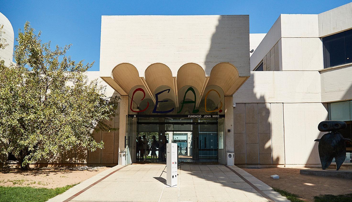 Foto Fundación Joan Miró Barcelona