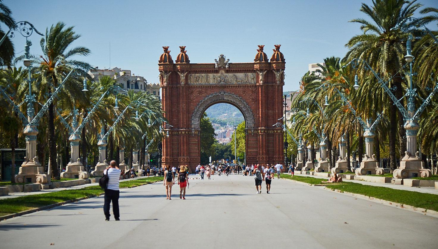 Photo Arc de Triomf - Ciutadella Park