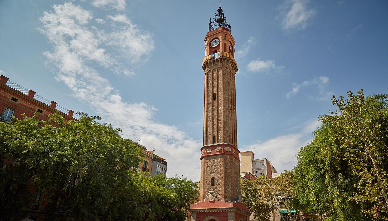 Foto Stadtteil Gràcia