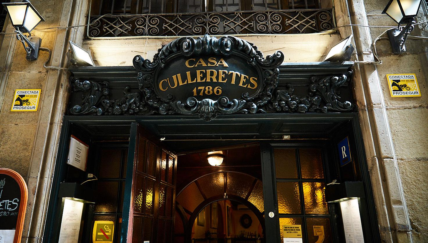 Photo Can Culleretes Barcelona