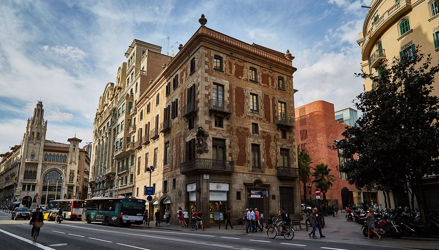 Photo Casa de la Seda Barcelona