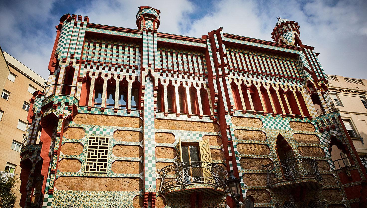 Photo Casa Vicens